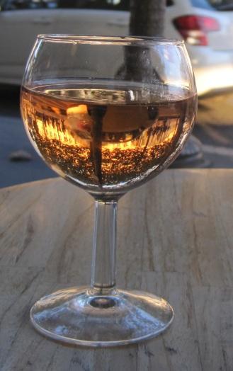 ORANGE: Rosé at the Hotel de Ville