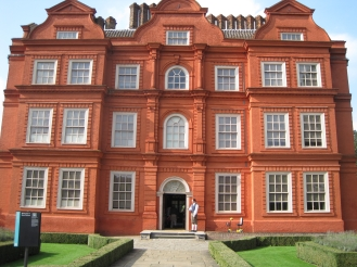 ORANGE: Kew Palace