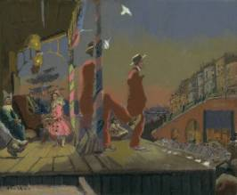 Brighton Pierrots 1915 by Walter Richard Sickert 1860-1942