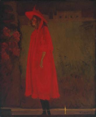 Minnie Cunningham at the Old Bedford, 1892 by Walter Richard Sickert