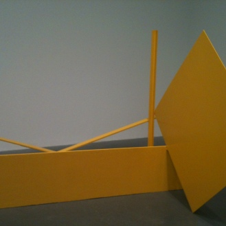 Anthony Caro at the Tate Modern