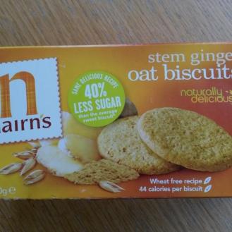 Ginger Nairn's Oatcakes!