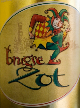 Bought: Belgian Beer Where: The Carrefour in the Brussels Centrale station