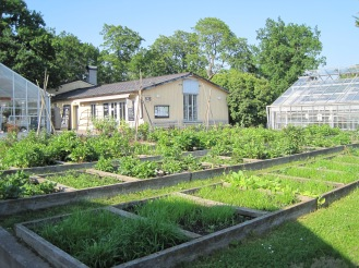 Rosendals Slott Gardens