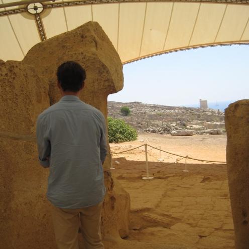 Hagar Kim Temple, Malta! closest answer: really really old site