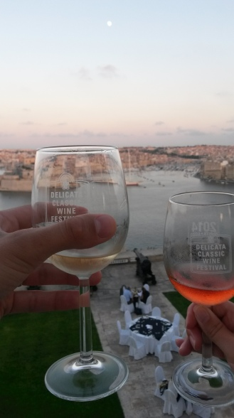 Malta and Gozo Wine Festival!