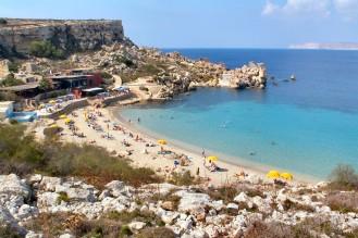 Paradise Beach, Malta