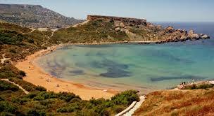 Riviera beach, Malta