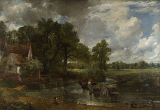 """The Hay Wain"""