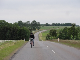 Busy roads