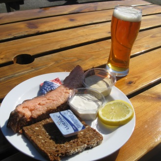 typical Bornholm snack
