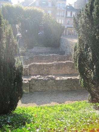 The Roman Forum in Reims