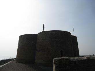 A tower in Aldeburgh