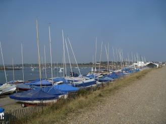 Aldeburgh in October