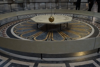 The pendulum thingy in the Patheon