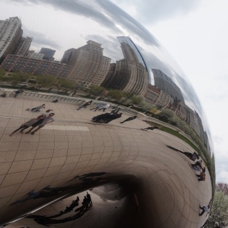 The Cloud Gate, Anish Kapoor
