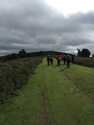 Walking the Brecon Beacon Trail