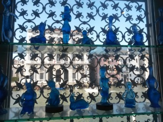 Glass at the Peggy Gugenheim in Venice