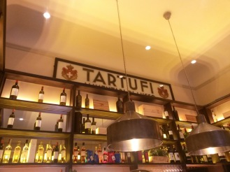 Golden Truffle Bar in Florence