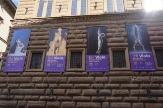 The Palazzo Strozzi is a beautiful museum open until 11pm on Thursdays. We went there at 10pm and saw the Bill Viola exhibit. 2 for 1 tickets if you show them your high speed train tickets.